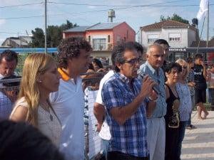 """""""Es la mejor pileta municipal del partido de Escobar"""", señaló Guzmán"""
