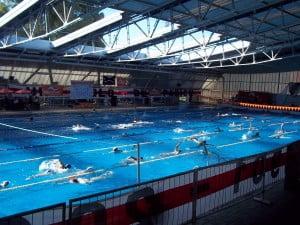 Unos 650 nadadores animaron el torneo nacional de natación