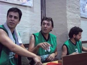Schiro, Benedetto y Tomi Urbano, tres referentes que ilusionan
