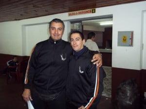 Pablo Martínez y Martín Gómez