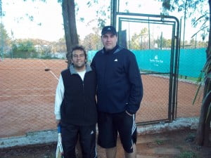 Pablo Sardi y Norberto García