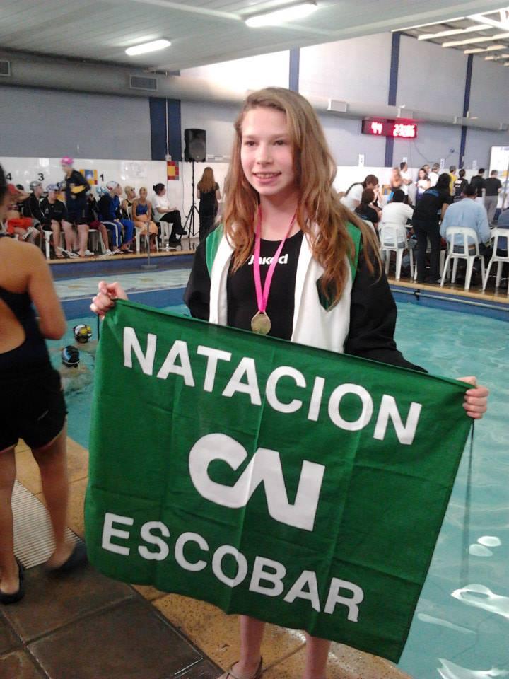 La natación de CAIDE sigue haciendo historia