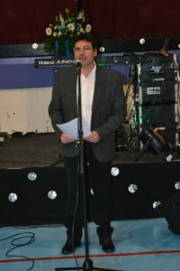 Gustavo Bruno Presidente Club Sportivo