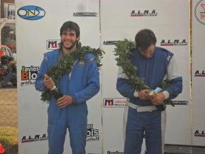Sebastián,  disfruta de un nuevo podio en 2014 -Archivo RDE