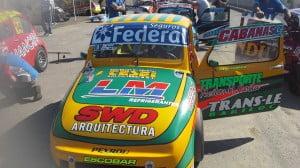 Auto N° 1 de la TC 1100