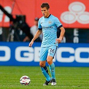 Zuculini es el quinto argentino en Manchester City