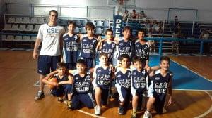 Sportivo Escobar subcampeón