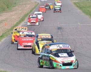 Fagnani liderando la competencia. Foto: Prensa ALMA