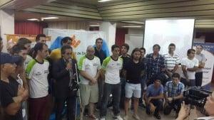 Intendente Sandro Guzman preside el acto de reconocimiento al MTB