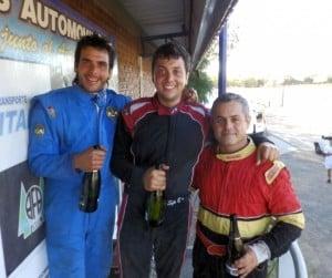 Sebastián Fagñani nuevo podio en Arrecifes