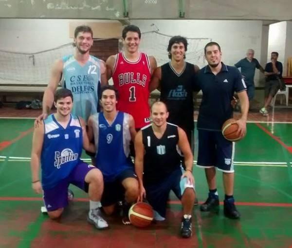 Sportivo Escobar tendrá un equipo alternativo en básquet