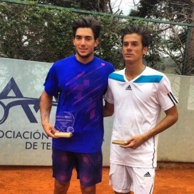 Juani Galarza gritó campeón en Villa del Dique