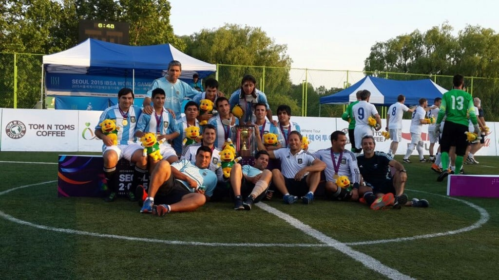 Los Murciélagos son campeones de los Juegos Mundiales en Corea