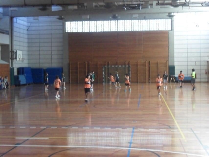 Las inferiores de Escobar Handball siguen a paso firme