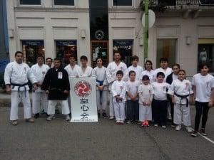 El Karate Do y el Kobudo siguen creciendo en Escobar
