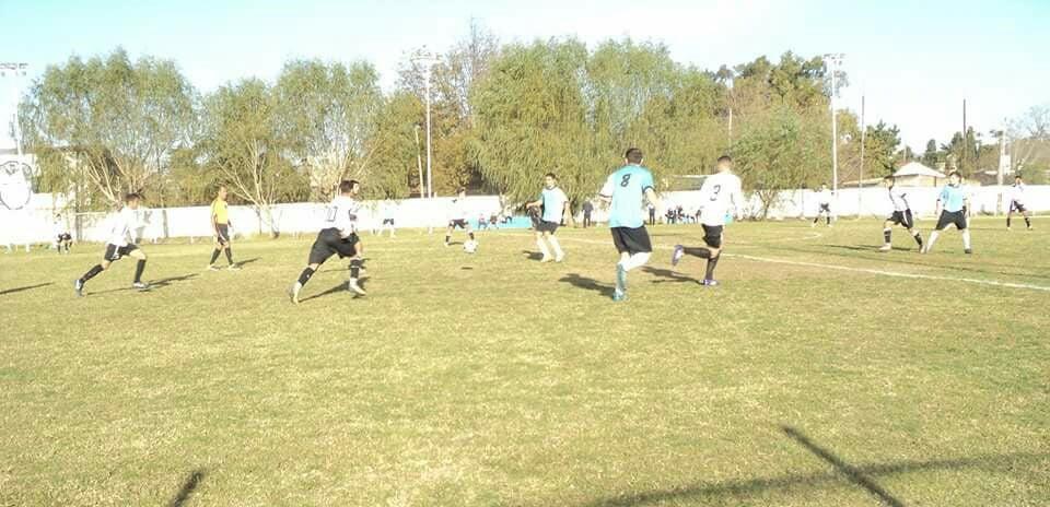 Sportivo cayó sin reproches ante Malvinas