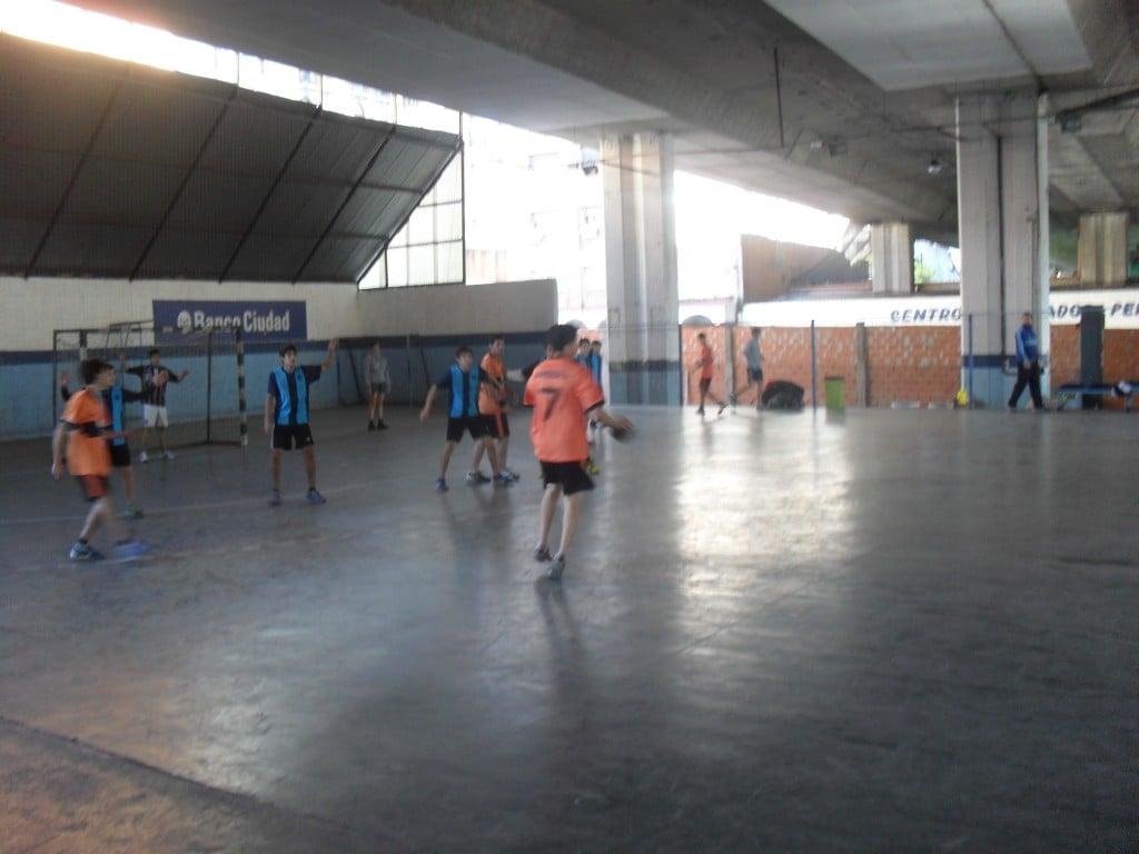 Sábado con alegrías y tristezas para las inferiores de Escobar Handball
