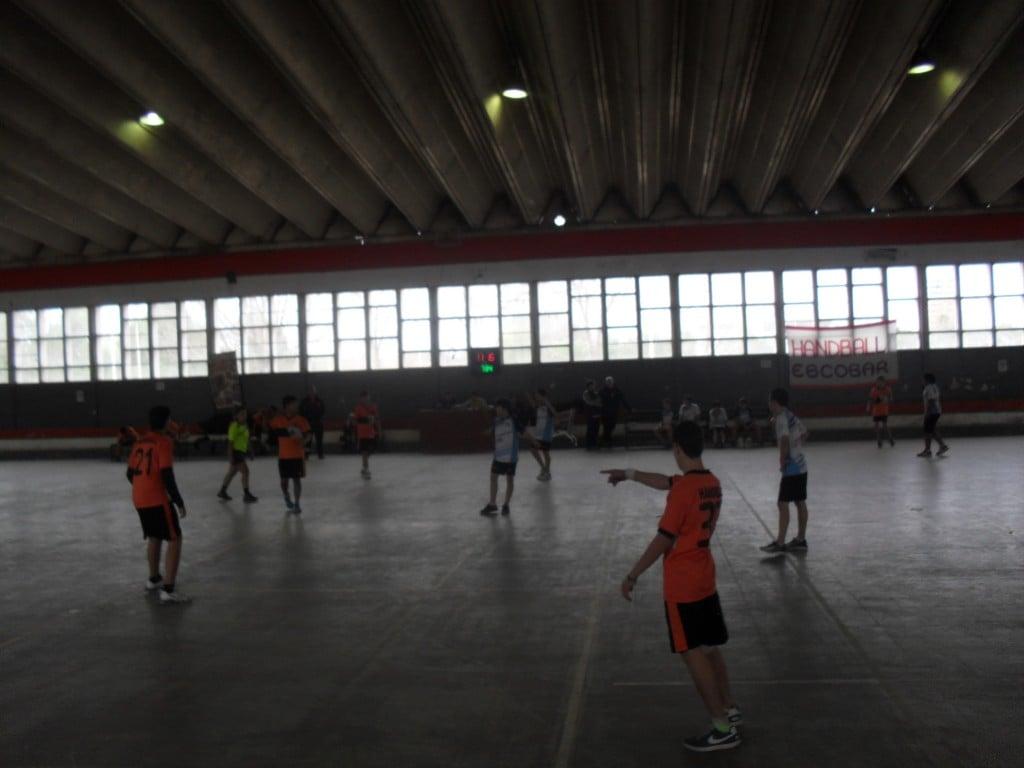 Se disputó la primera fecha de la Copa Femebal en inferiores