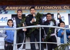 Cordani llegó 2° en la última fecha. Foto: Prensa ALMA