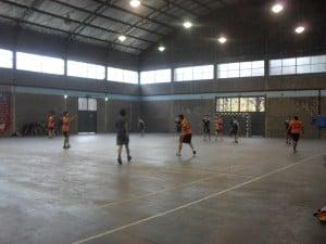 Mal día para las inferiores del Handball local