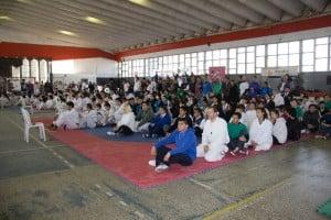El Taekwondo local cumplió 10 años