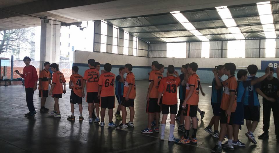 Las inferiores de Handball Escobar, siguen sumando