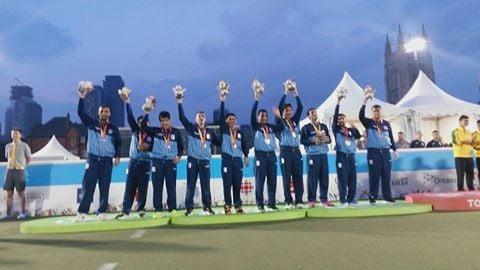 Los Murciélagos, ganaron la medalla de Plata en los juegos Parapanamericanos de Toronto