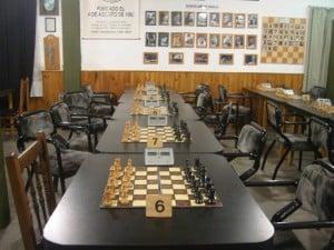 El Círculo de Ajedrez de Escobar, con un calendario cargado de torneos