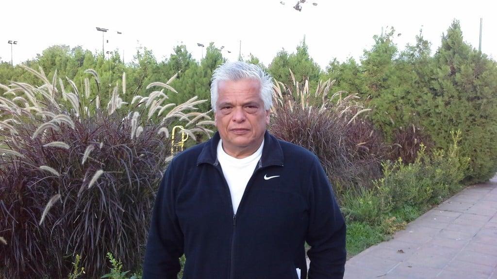 """Alejo Raffo: """"Estaría bueno hacer un torneo de tenis entre todos los clubes de Escobar"""""""