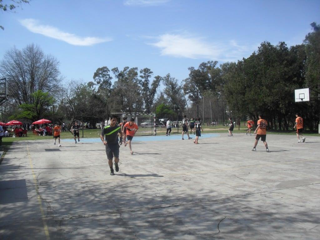 Las formativas de Handball Escobar, siguen prendidos en los primeros puestos