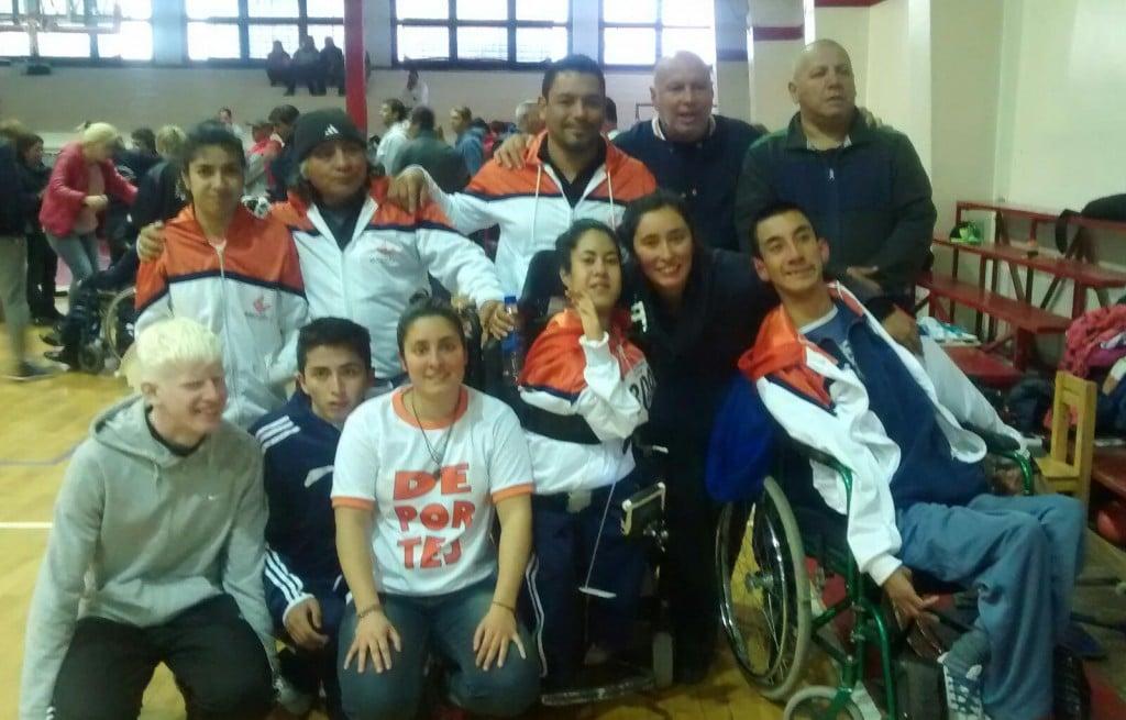 """Gabriel Aguilar: """"Estamos conformes con las medallas obtenidas"""""""