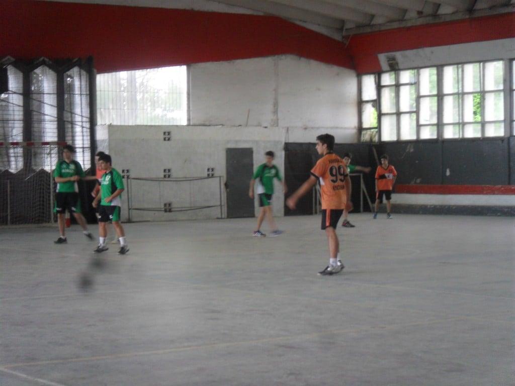 Las inferiores del Handball siguen ganando