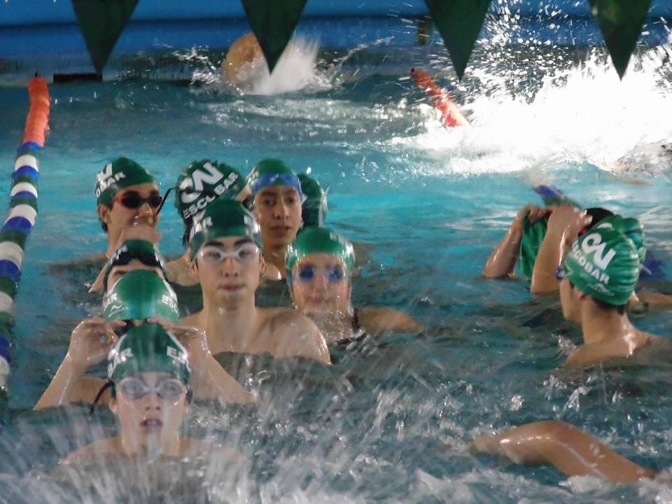 La natación de Independiente presente en San Fernando