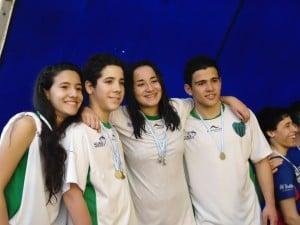 5ta jornada para la natación de Independiente