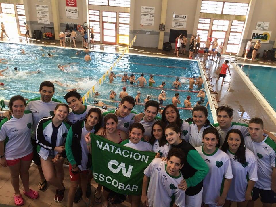 Comenzó el Campeonato Provincia de Buenos Aires de Natación