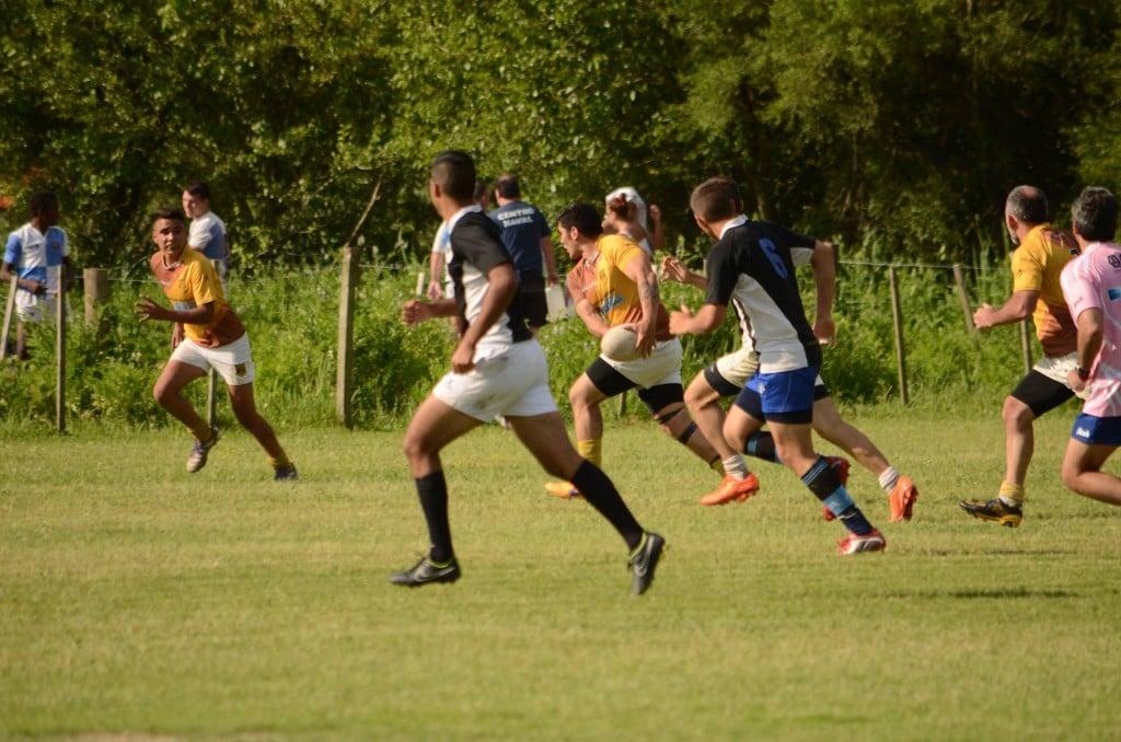 San Andrés vivió una fiesta del rugby