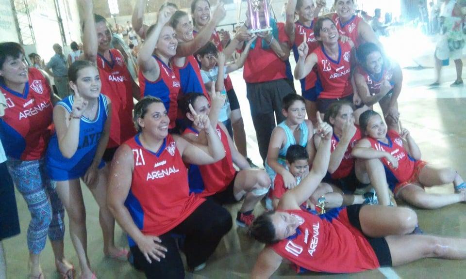 ARENAL es el campeón de la Primera A femenino