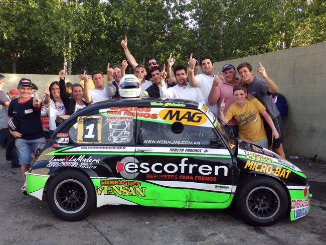SEBASTIAN FAGNANI, nuevo campeón de la Promocional de ALMA 2015
