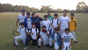 """Néstor Tamaki: """"el béisbol es un deporte hermoso así que vengan"""""""