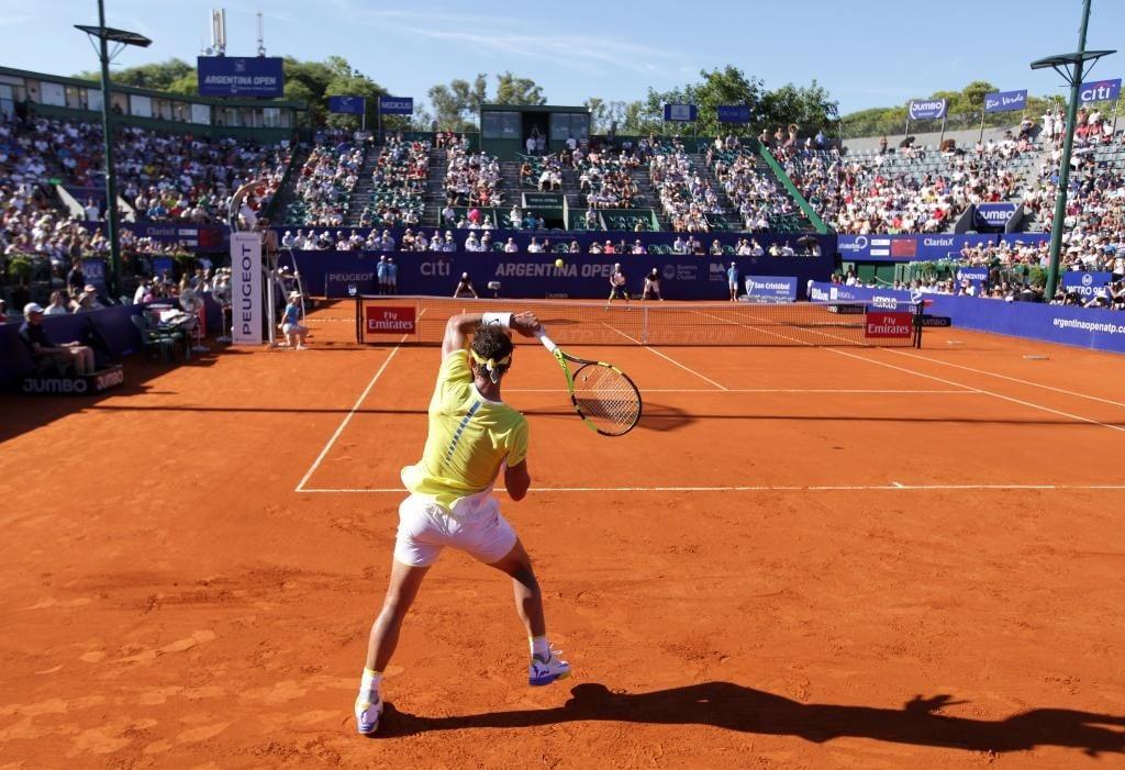 Entretelones del Argentina Open