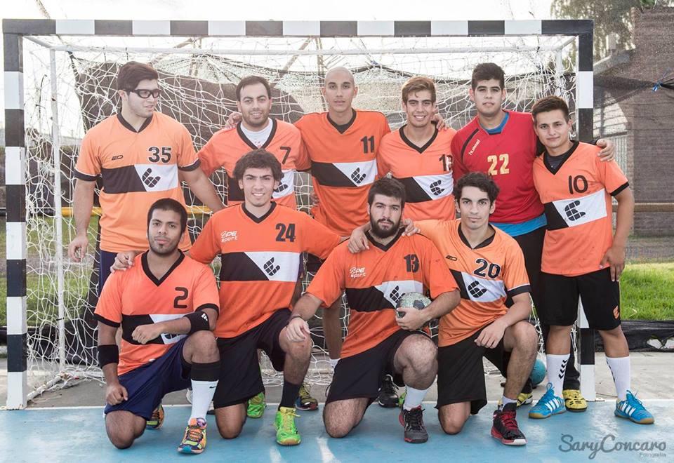 Handball:  Gran actuación de Escobar en el torneo relámpago de Campana