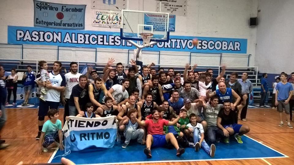 Sportivo Escobar y Racing Chivilcoy van en búsqueda del título