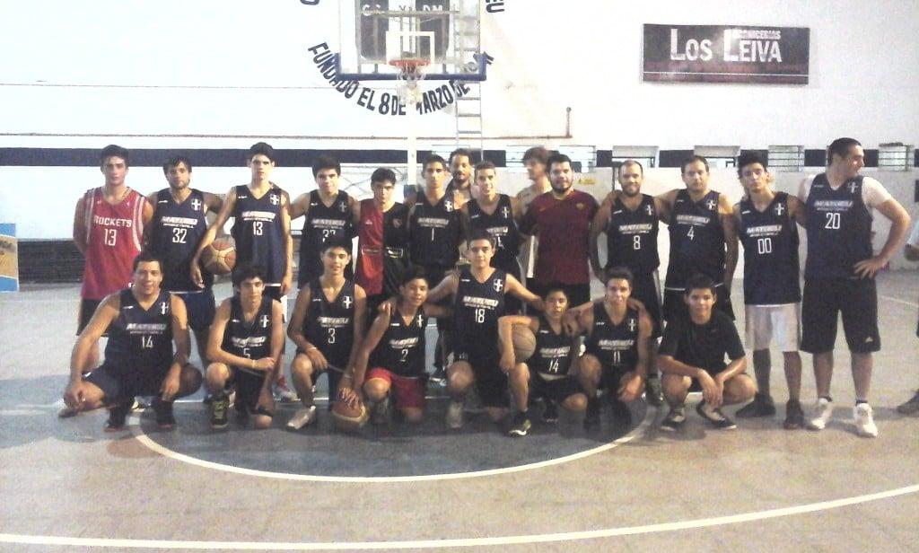 Comienza la temporada para el basquet en Matheu