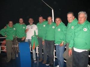 Asamblea y elecciones en el club de Pescadores de Escobar