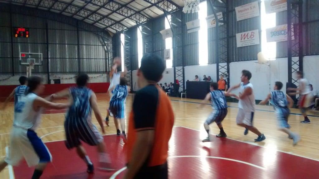 El clásico de las formativas entre Arenal y Sportivo termino en tablas