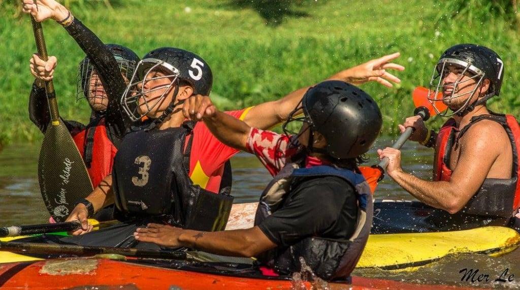 Escobar será sede de la primera fecha de Kayak Polo