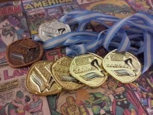 medallas passalaqcua
