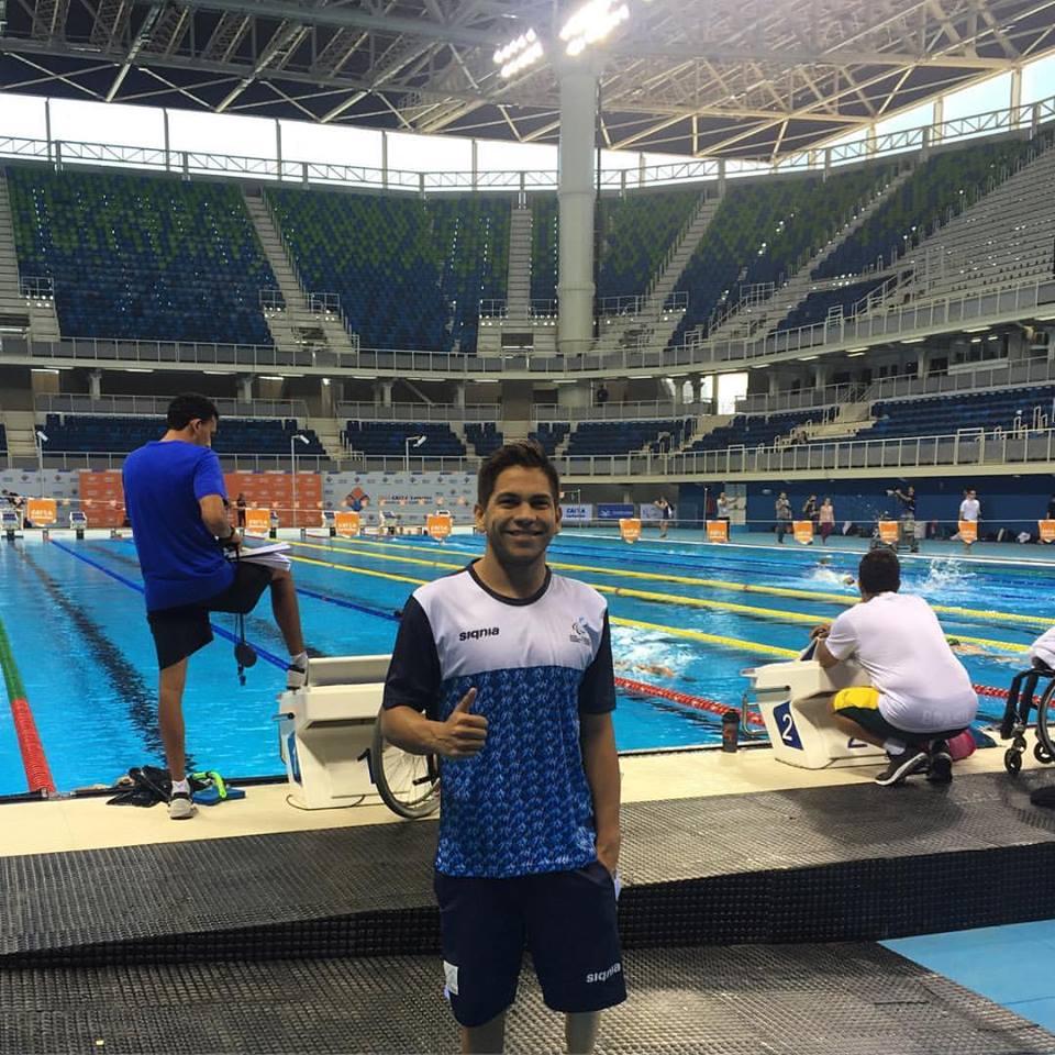 Amilcar Guerra no consiguió su boleto a los Paralímpicos, pero aun le queda una oportunidad