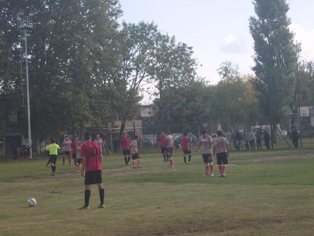 Escobar FC sufrió el poderío de Atlético Pilar
