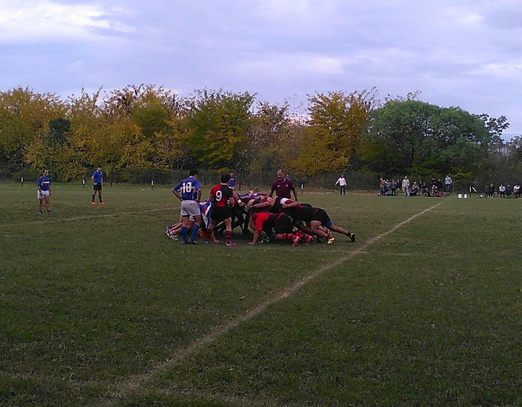 Nueva jornada de Rugby en el Club Italiano